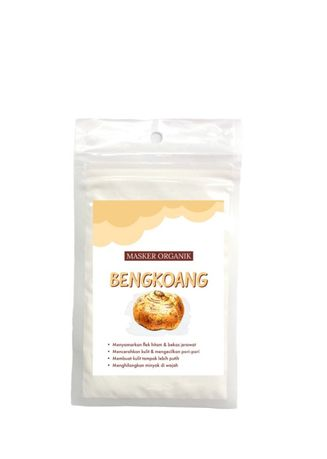 No Color color Masks . masker organik bengkuang -