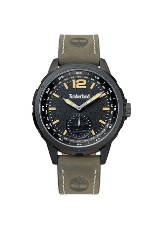 Chronographs . Timberland Magalloway Ip Black 44mm Jumbo Watches -