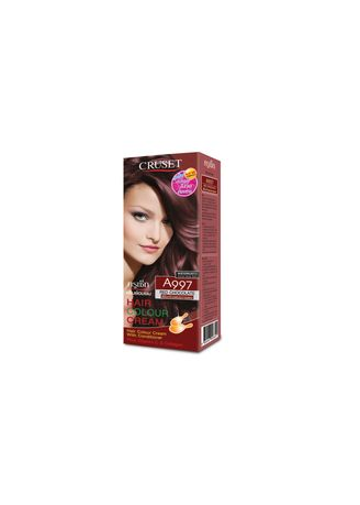 No Color color Styling . Cruset Hair Colour Cream A Series 60 ml. A997 Chocolate -