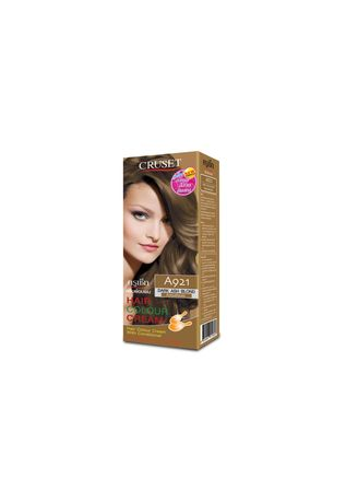 No Color color Styling . Cruset Hair Colour Cream A Series 60 ml. A 921 Dark ash Blond -