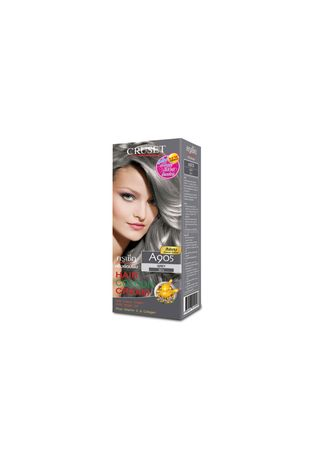 No Color color Styling . Cruset Hair Colour Cream A Series 60 ml. A 905 Grey -