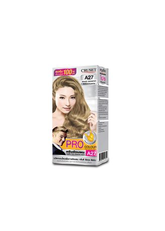 No Color color Styling . Cruset PRO Colour Hair Colour Cream 100 ml. A27 Magic Booster -