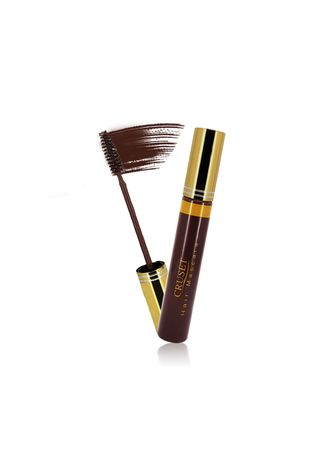 No Color color Styling . Cruset Hair Mascara 20 ml. Reddish Brown -