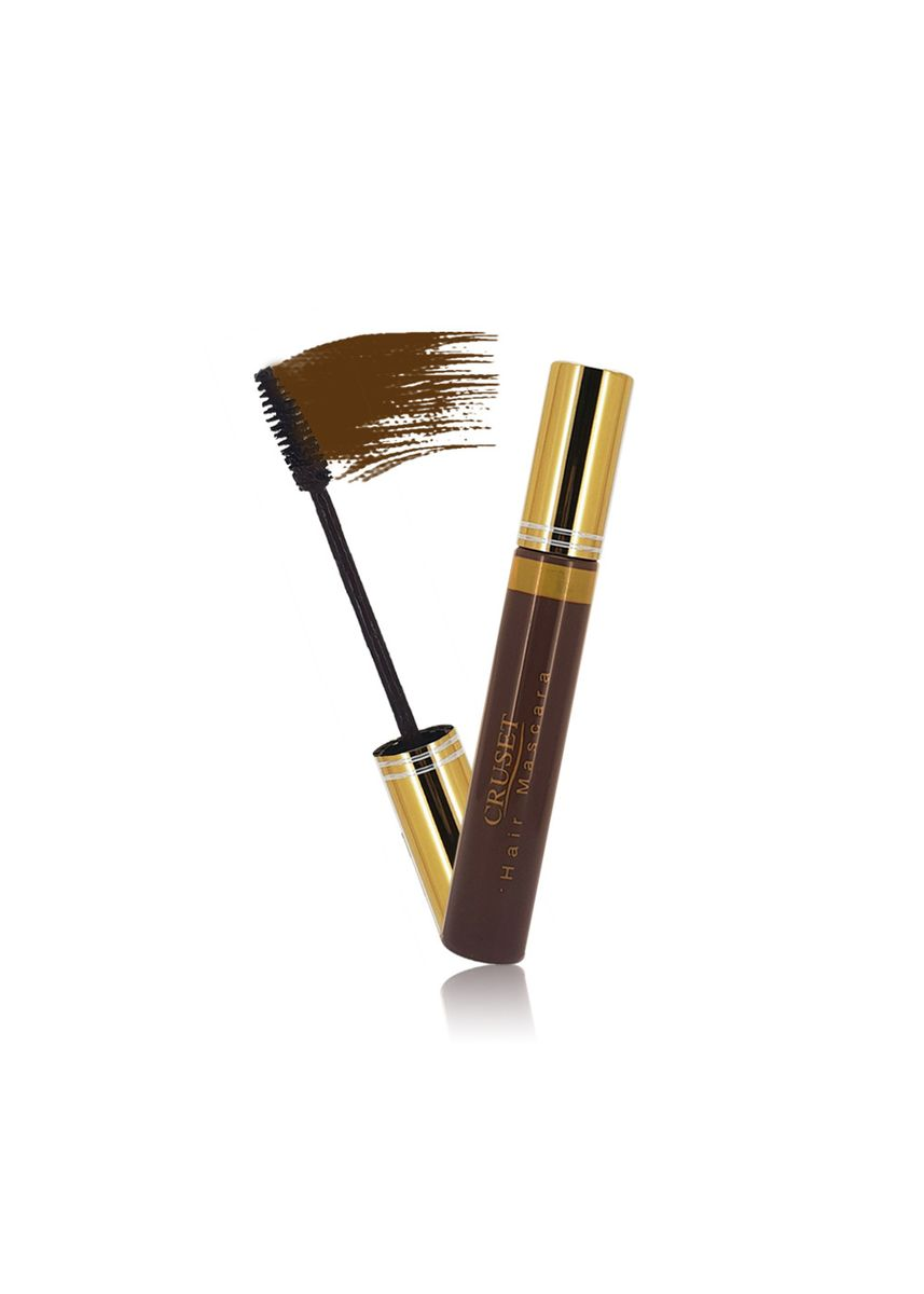 No Color color Styling . Cruset Hair Mascara 20 ml. Light Brown -