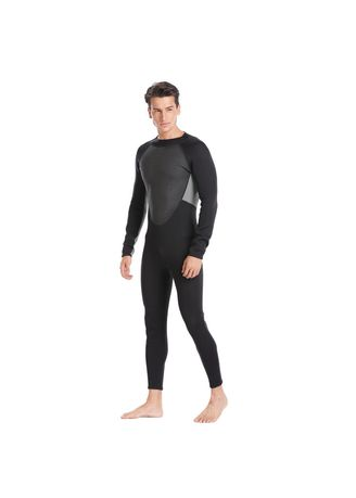 . Men's Warm Paddle Surfing Swimming Sports Diving Suit -