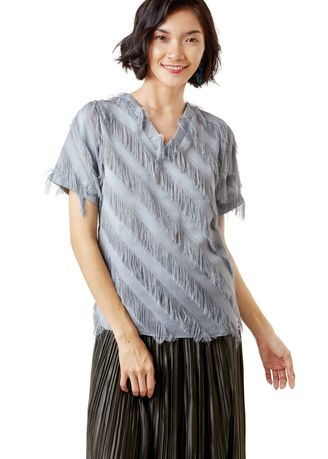 Tops and Tunics . Hairy luv Blouse -