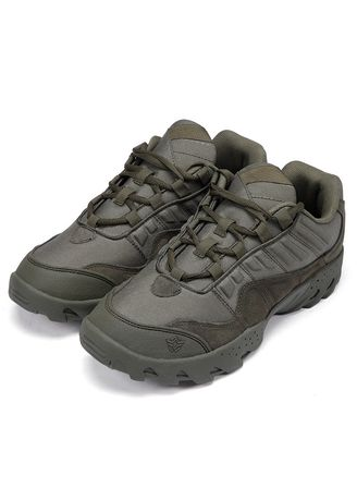 Green color Boots . Outdoor Mountaineer Hiking Boots -