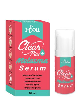 No Color color Moisturizers . I-Doll Melasma Serum -