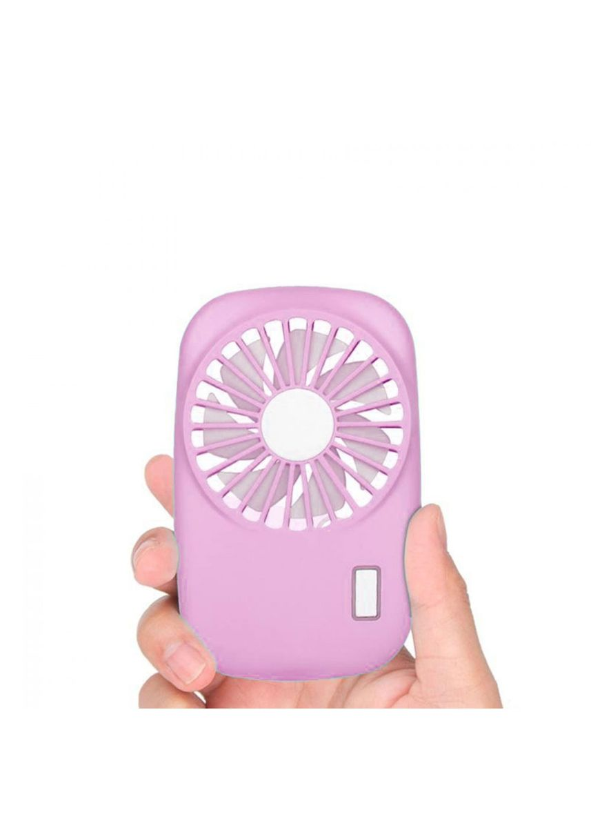 No Color color Camping & Hiking . Handheld USB Rechargeable Fan -