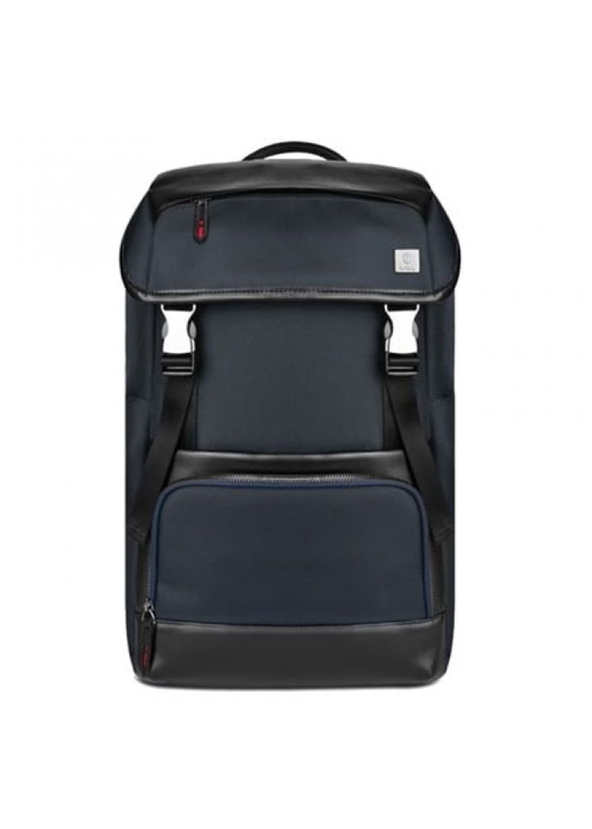 Blue color Backpacks . WIWU GM520 - MISSION Series - 15.6 inch Casual Laptop Backpack Blue -