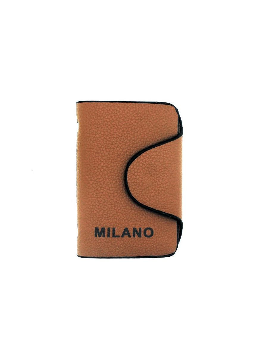Brown color Wallets and Clutches . Milano กระเป๋าใส่นามบัตร รุ่น MNW-A -