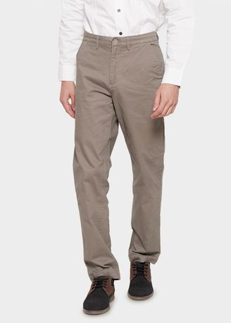 Hijau Olive color Celana Panjang Kasual . Emba Classic Arion One Men's Pants in Olive -