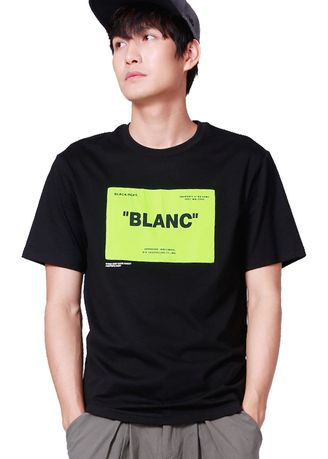 Black color T-Shirts and Polos . Men's Trendy Cotton Short Sleeve T-Shirt -