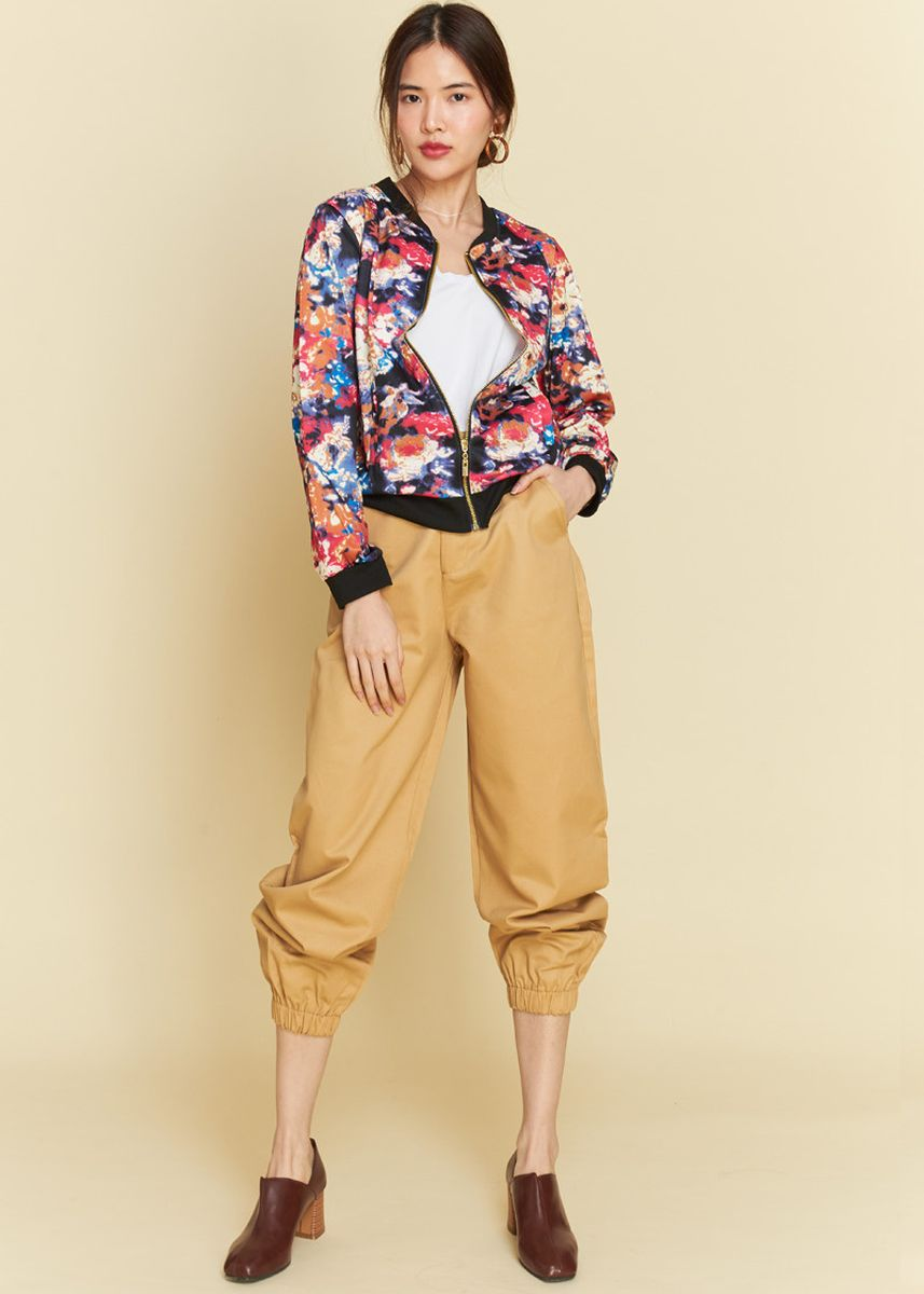 Multi color Jackets . Mss-Stylists Open Front Jacket for Women -