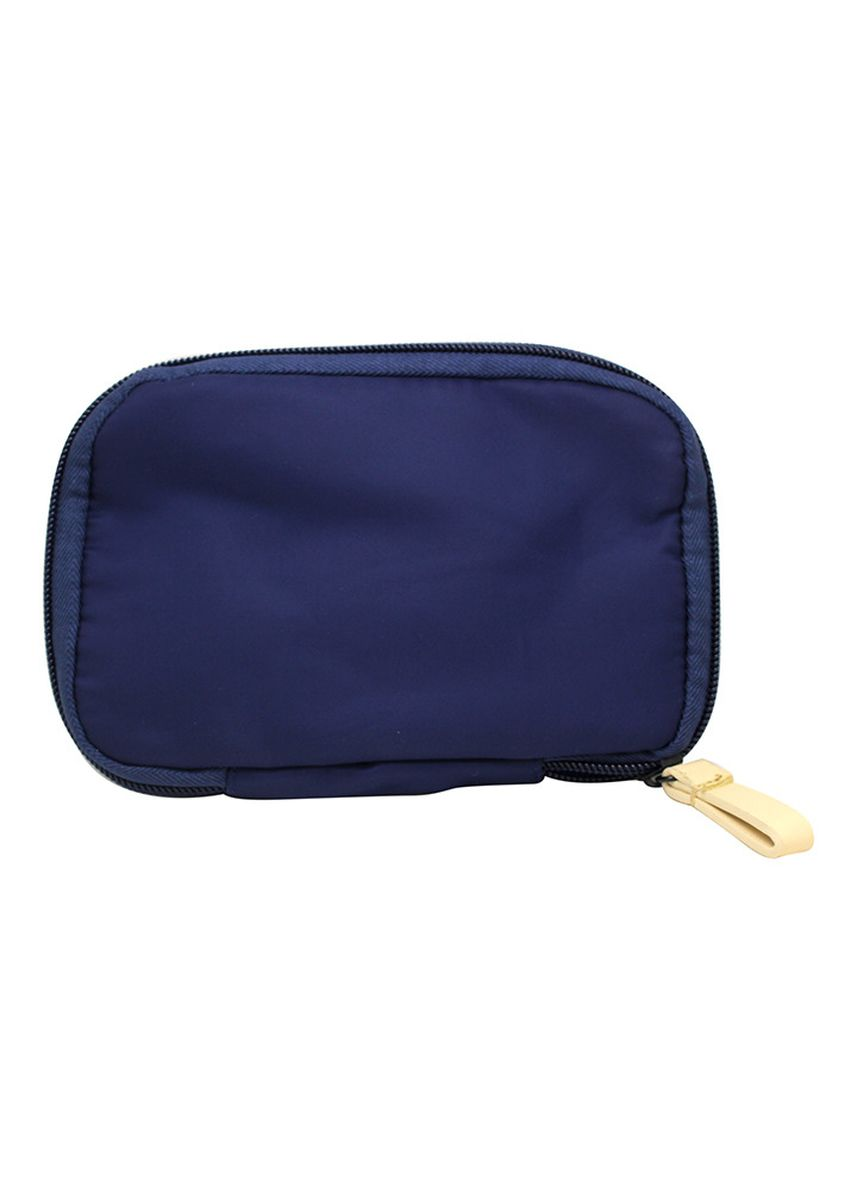 Navy color Travel Wallets & Organizers . Travel Manila Dual Color Gadget Organizer -