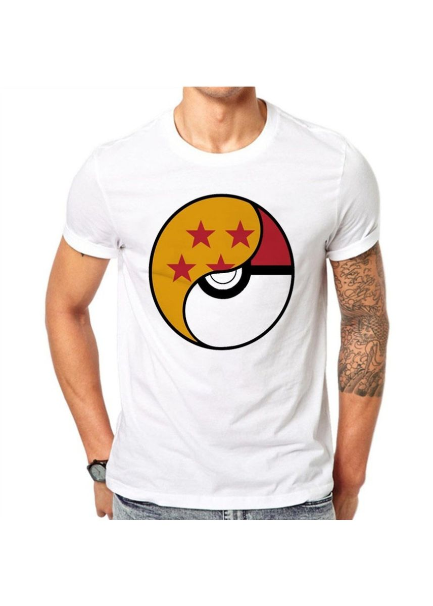 White color T-Shirts and Polos . Fashion Design Pattern Cotton Printed Men's T-shirt -