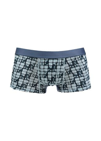Grey color Innerwear . Sunjoy Metallic Boxer Brief -