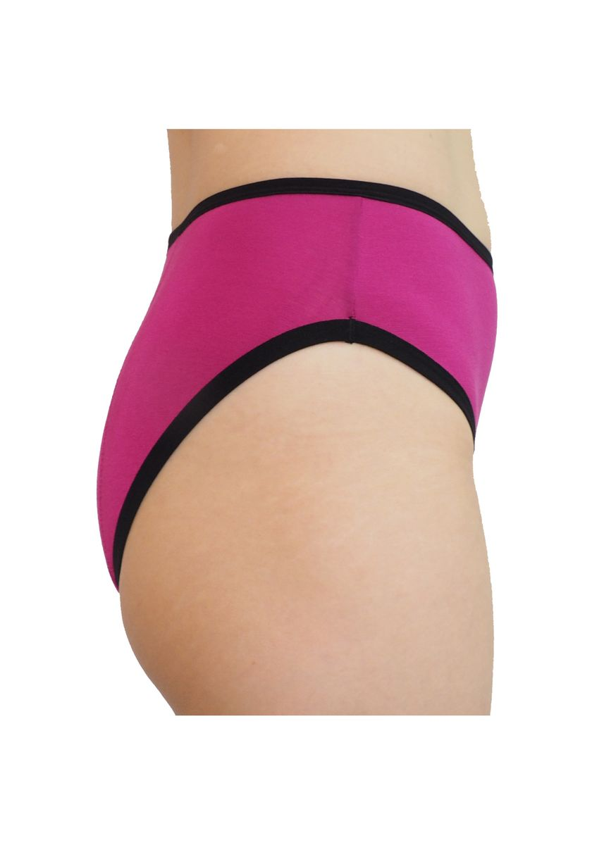 Red color Panties . Women's Menstrual Leak Proof Briefs Hi-Cuts    -
