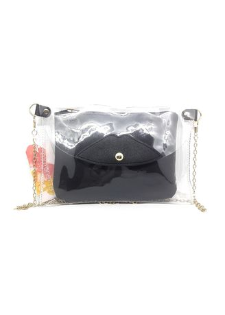 Hitam color Tas Selempang . MYNT By Mayonette Talia Sling Bag - Hitam -