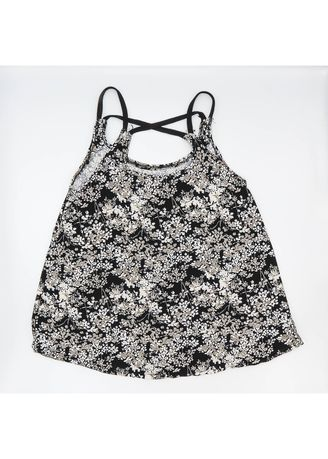 Black color Tops and Tunics . AC & Co. Manila Prints Sexy Tops Printed Halter for women outfit Blouses Leafy -