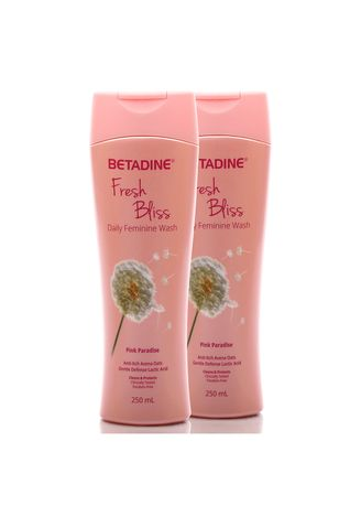 Personal Care . BETADINE® Fresh Bliss® Pink Paradise Set of 2, 250ml -
