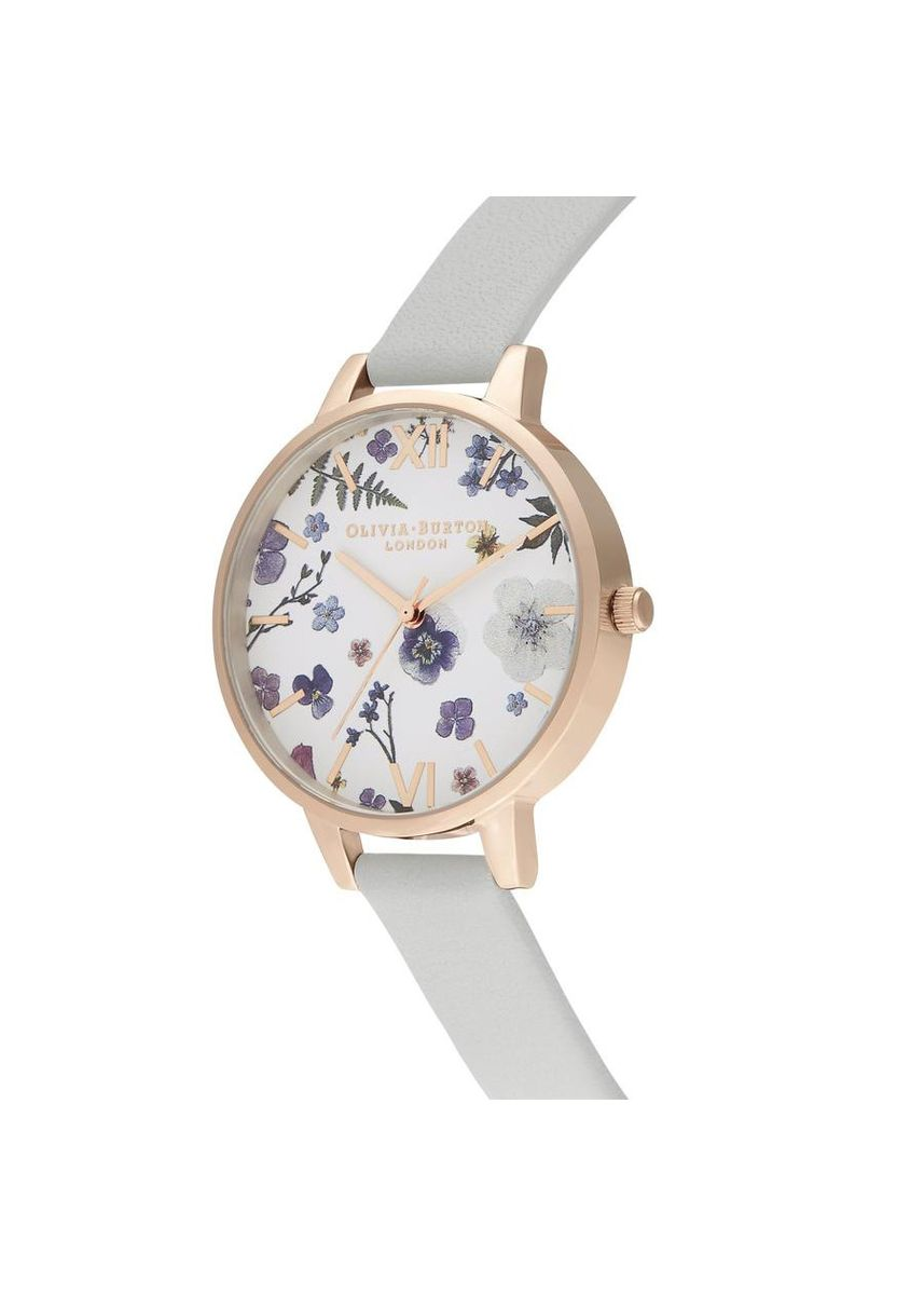 Light Grey color Analog . Olivia Burton Artisan (Series 2) Women's Watch -
