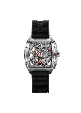 Black color Analog . XIAOMI CIGA Z Series Design - Automatic Circular Mechanical Watch Black -