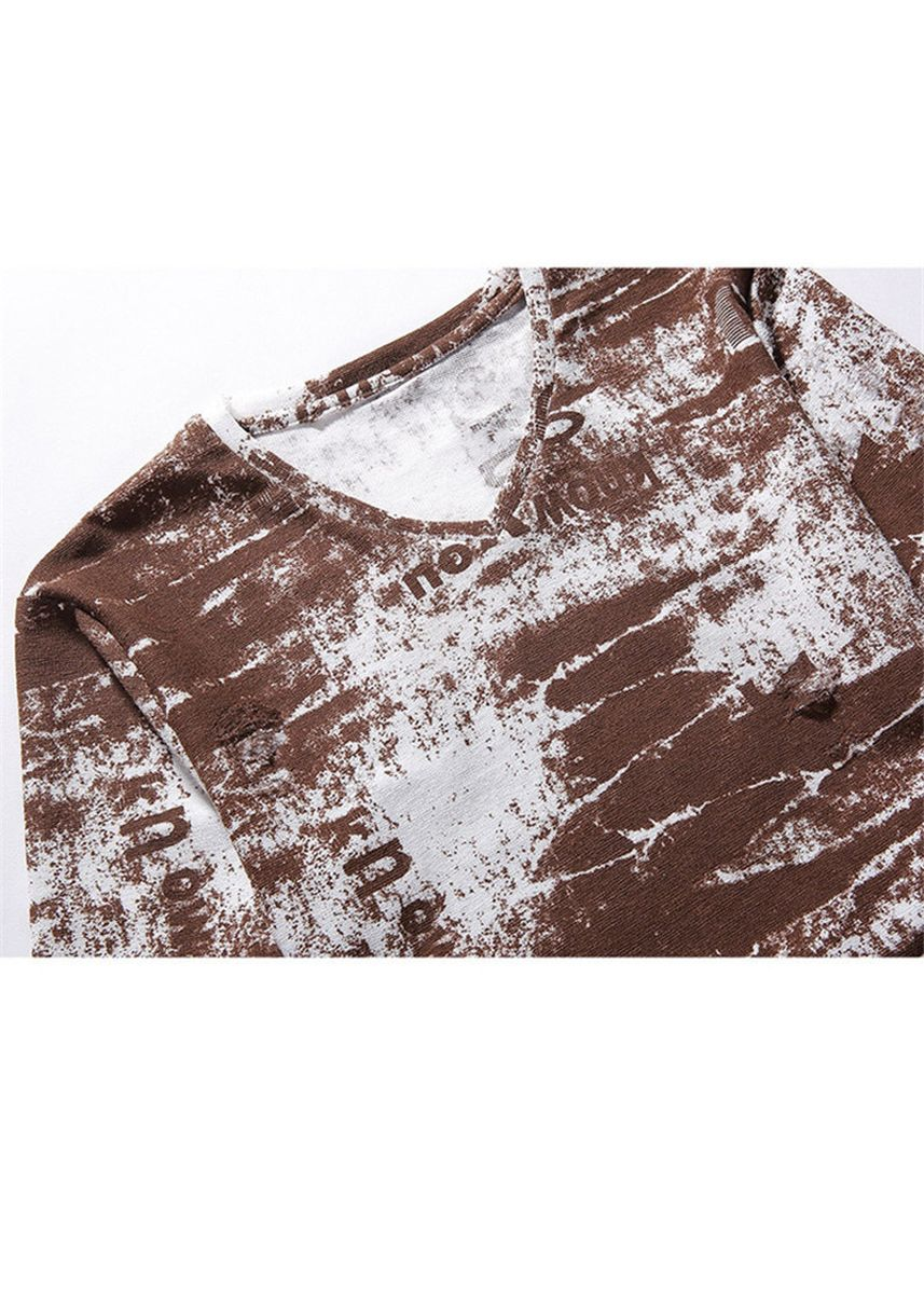 Brown color T-Shirts and Polos . Good Quality Men's T-Shirts -