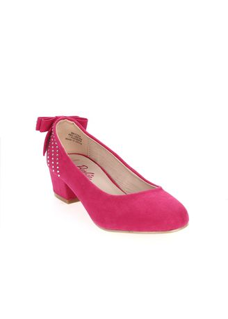 Pink color Footwear . Barbie Mattea Casual Shoes With Studs For Kids -