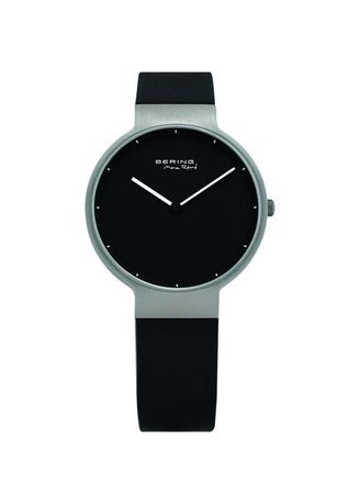 Black color Analog . Bering Max Rene 12631-872 31 mm Unisex Watch -