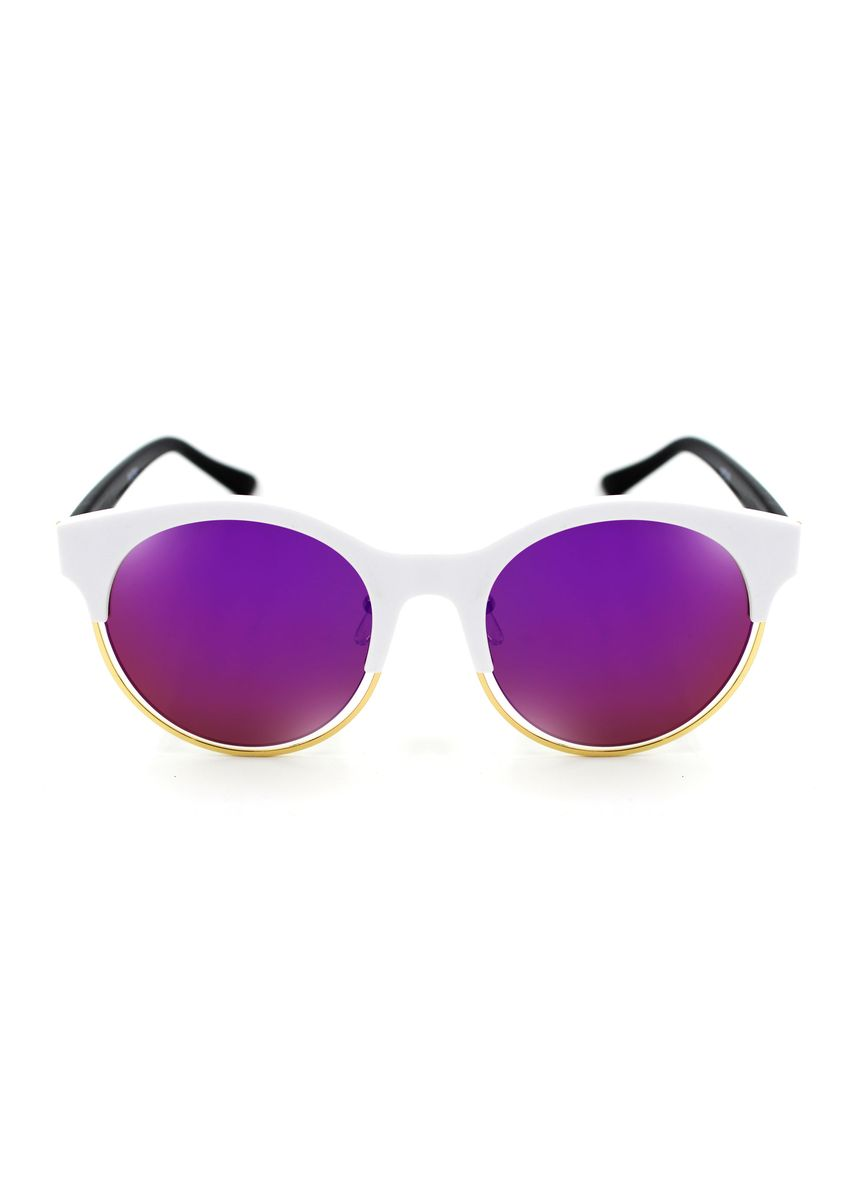 Violet color Sunglasses . Digisoria YLeticia Summer Sunglasses -