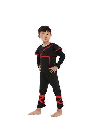 ดำ color ชุด . Children's Naruto Costumes For Halloween Cosplay -