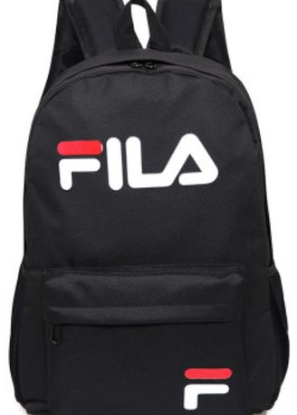 Black color Backpacks . Fila Bag -