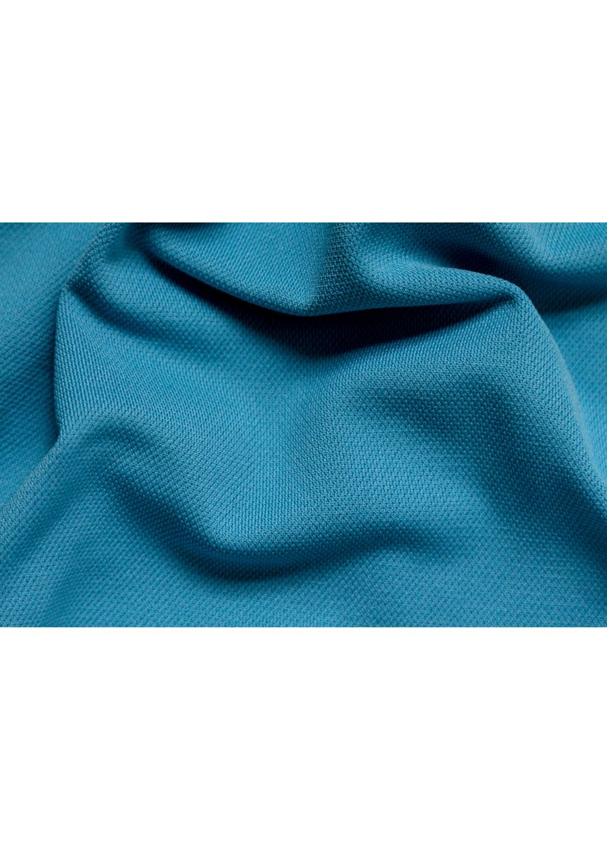 Blue color Polyester . Polyester Biru -