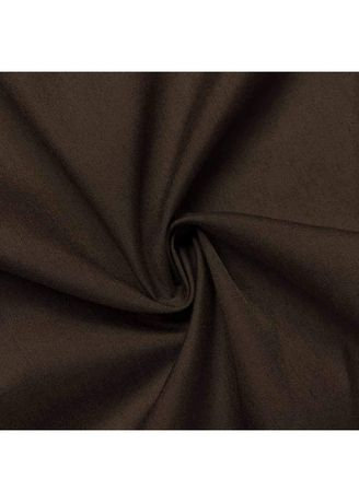 Brown color Polyester . Polyester Cokelat -