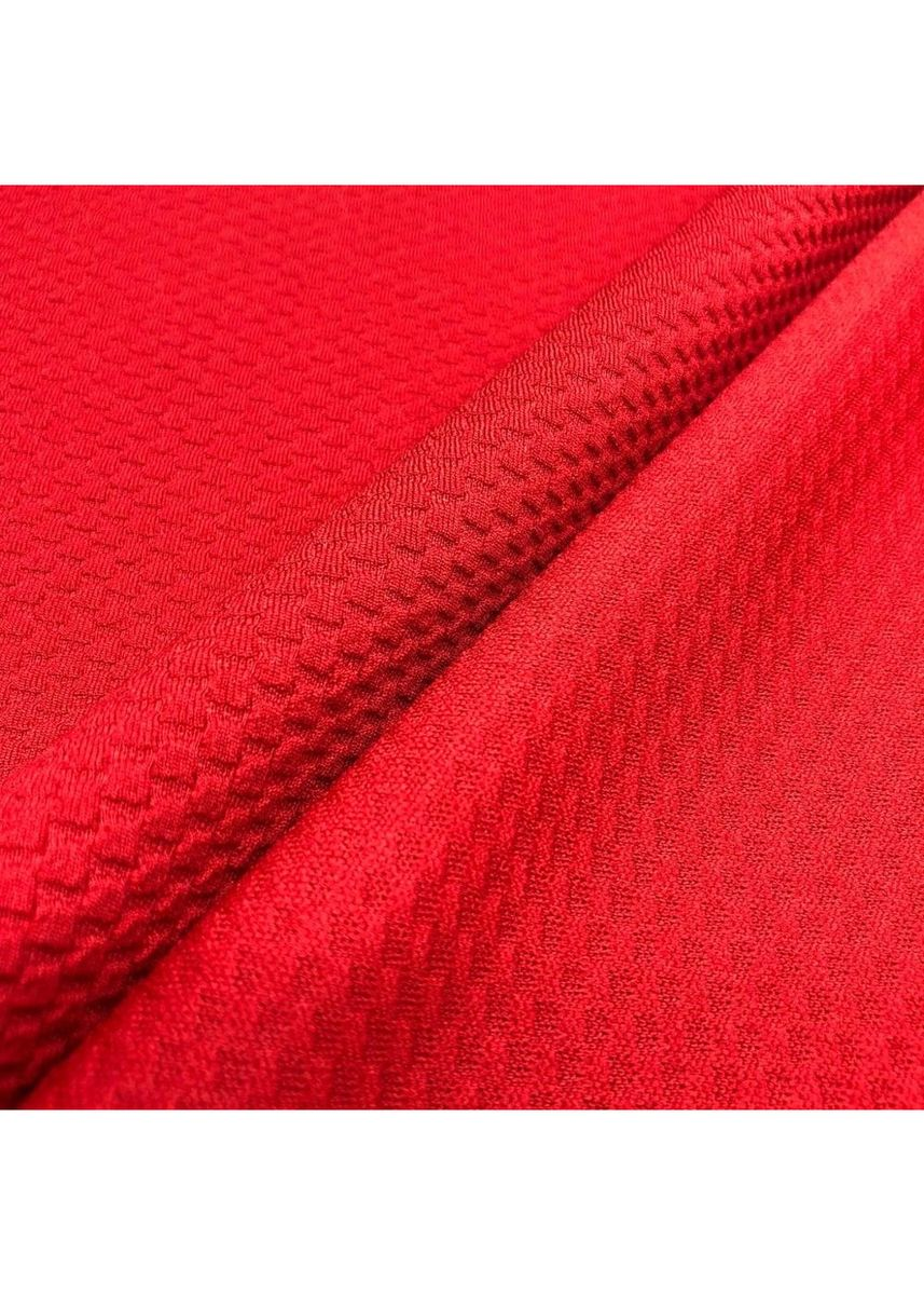 Red color Polyester . QWE098 -