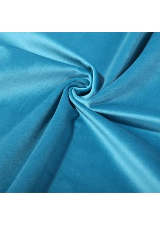 Blue color Polyester . ZAR782 -