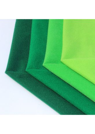 Green color Polyester . MKI763 -