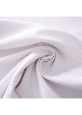 White color Polyester . POP887 -
