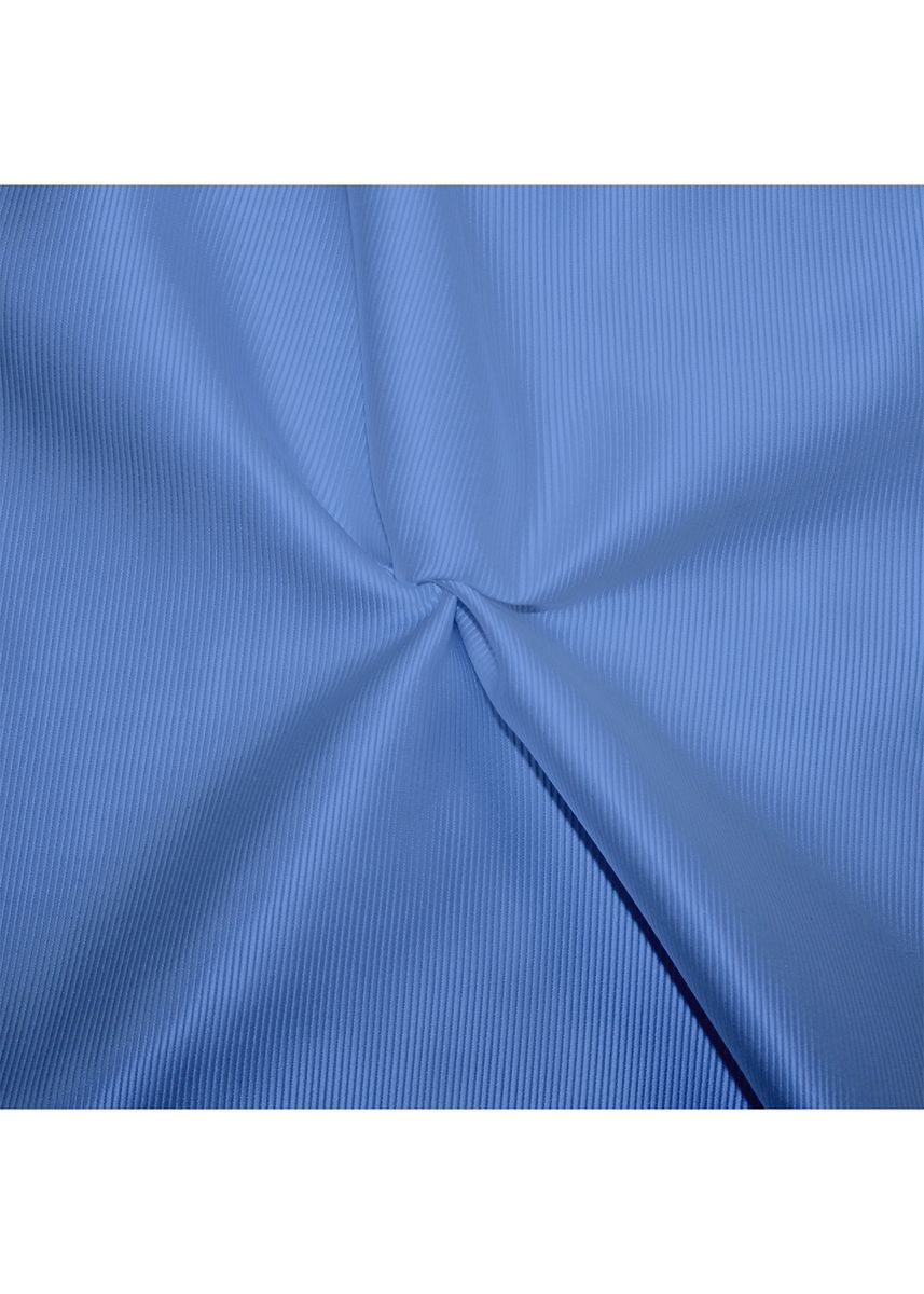 Blue color Polyester . Polyesther Blue -