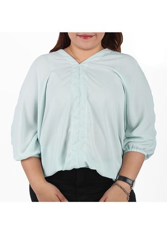 Tops and Tunics . Timeless Manila Plus Size Curve Melora Top -
