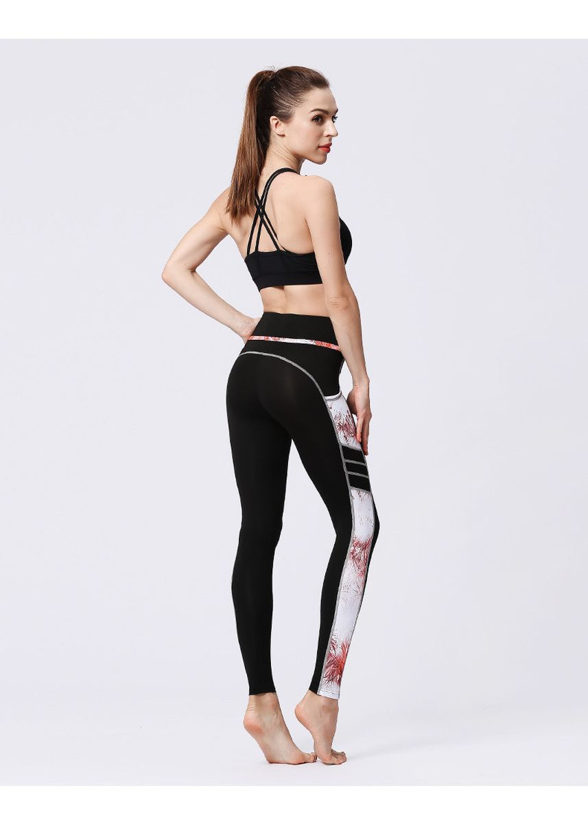 Red color Sports Wear . The New Yoga Pants -