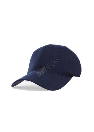 Navy color Hats and Caps . ELFS Topi Baseball Unisex Canvas Swiding Polos -