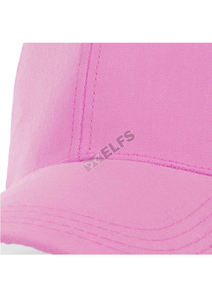 Pink color Hats and Caps . ELFS Topi Baseball Unisex Canvas Swiding Polos -