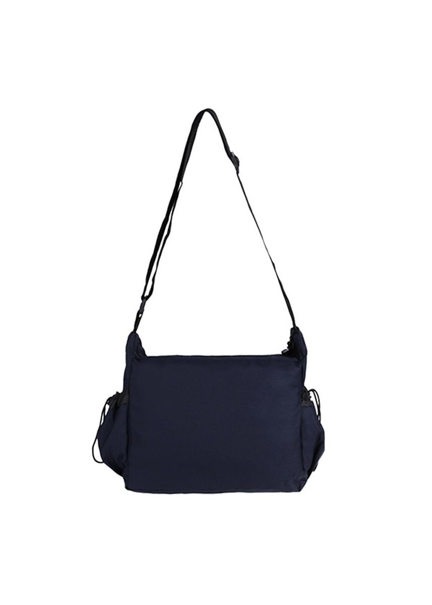 Navy color Messenger Bags . ELFS Tas Selempang Messenger Bag Pocket -