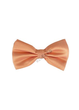 Orange color Ties . ELFS Dasi Kupu Kupu Tekstur With Box -