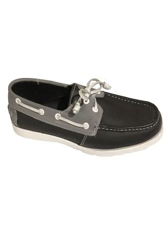 Multi color Casual Shoes . Ely-Knows Men's Boat Shoes -