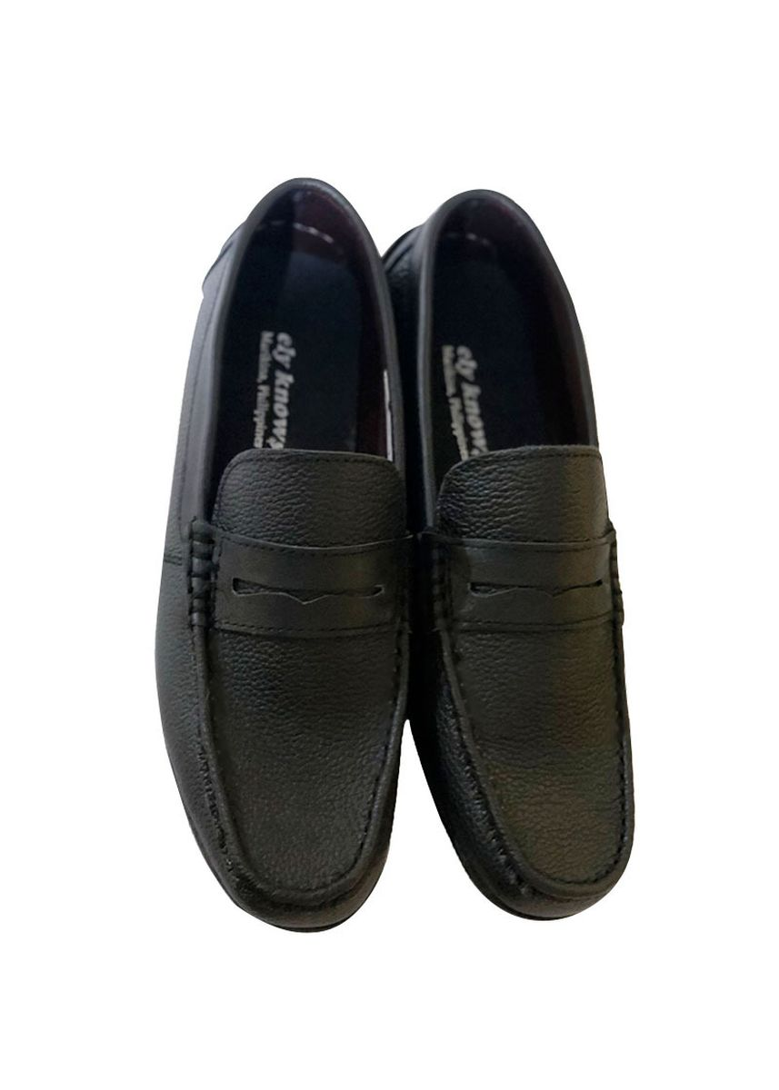 Black color Casual Shoes . Ely-Knows Men's Loafers -