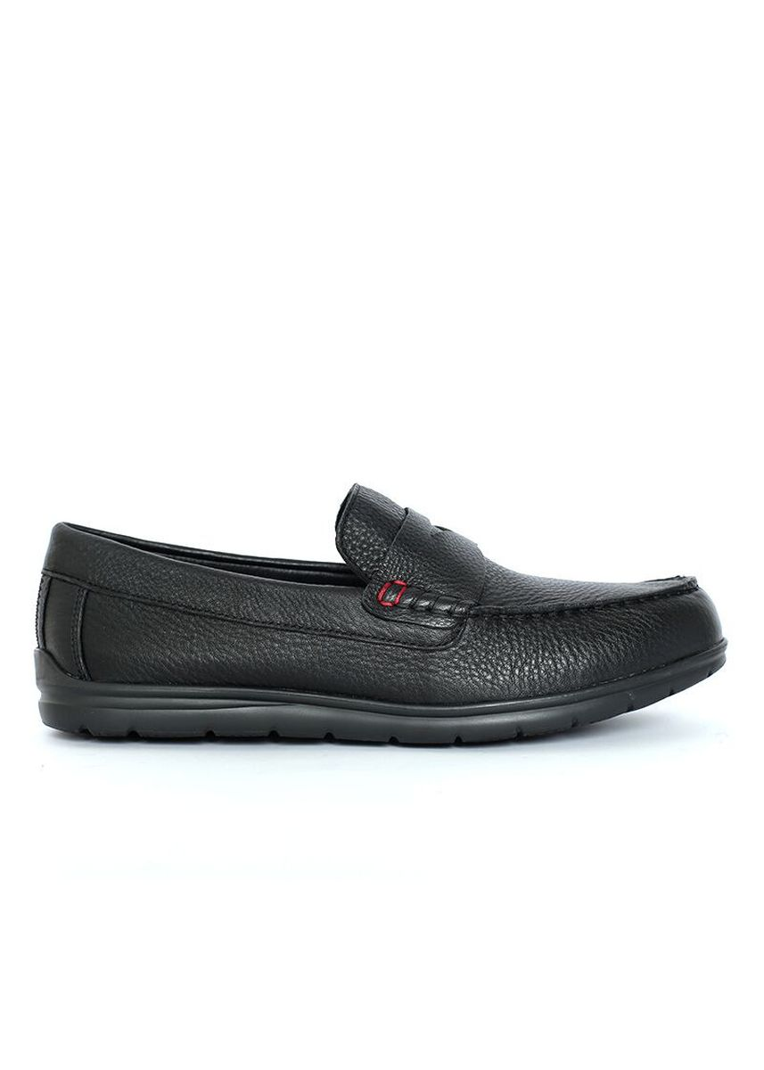 Black color Casual Shoes . Gino Mariani Leander 8 Mens Casual Shoes -