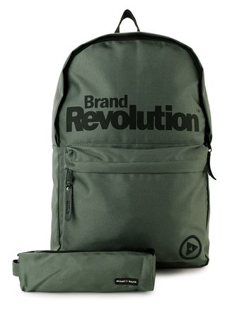 Green color Backpacks . Stinco Army -